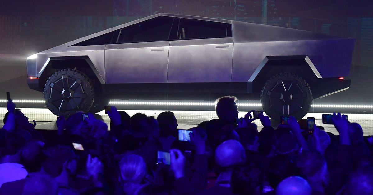 """Tesla Cybertruck release date, specs, price: """"Doesn't look like anything else."""""""