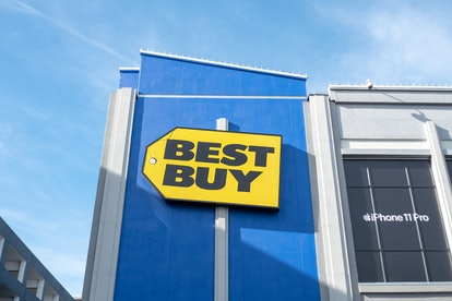 One way to recycle electronics is to bring them to Best Buy.