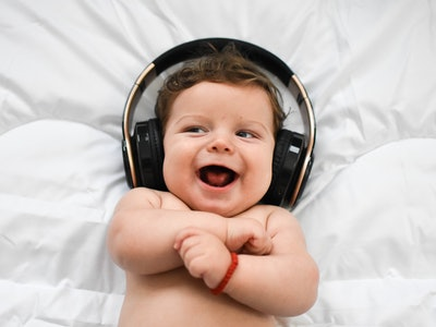 Babies may try to mimic songs, according to recent study.