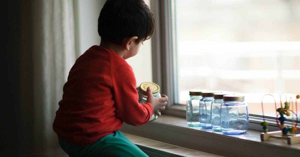 If You Think Your Toddler Might Have OCD, Here's What You Need To Know