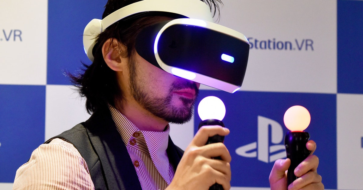 PS5 leaks: Sony's next PSVR headset might include a shocking surprise - Inverse