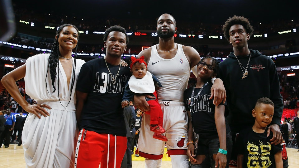 Dwyane Wade's daughter is teaching him a thing or two about gender identity.