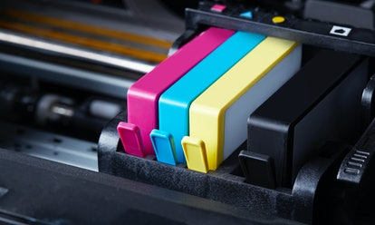A great way to recycle electronics is to bring your ink cartridges to Staples or Office Depot.