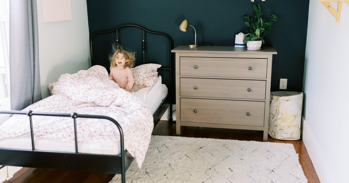 How To Keep A Toddler In Their Bed Without Losing Your Damn Mind