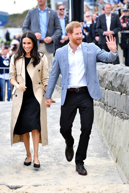 Meghan Markle's flats are from Rothy's.