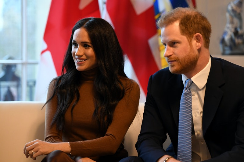Harry and Meghan may no longer be able to use the Sussex Royal branding