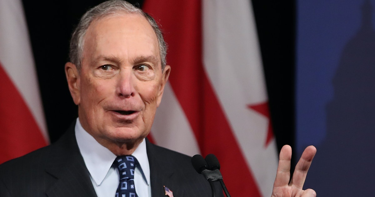 Democrats should have one goal at tonight's debate: Destroy Mike Bloomberg