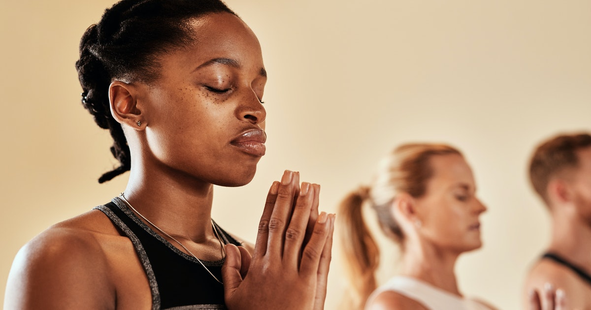 Pro Tip: Meditate During Your Workouts