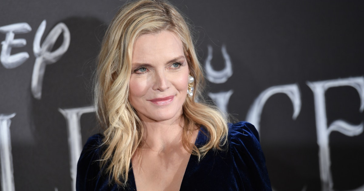 Michelle Pfeiffer's Fragrance Line Is Cat Woman-Approved
