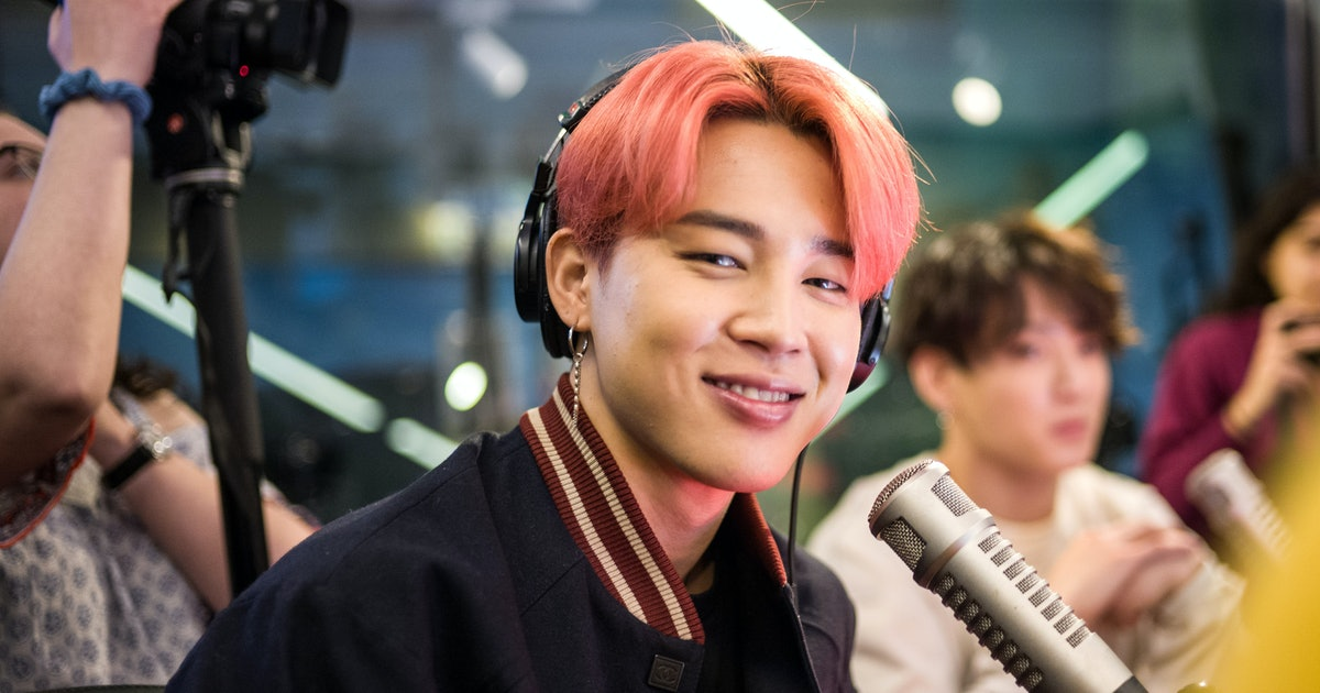 Jimin Gets Super Flirty In His Solo Song On BTS' New Album