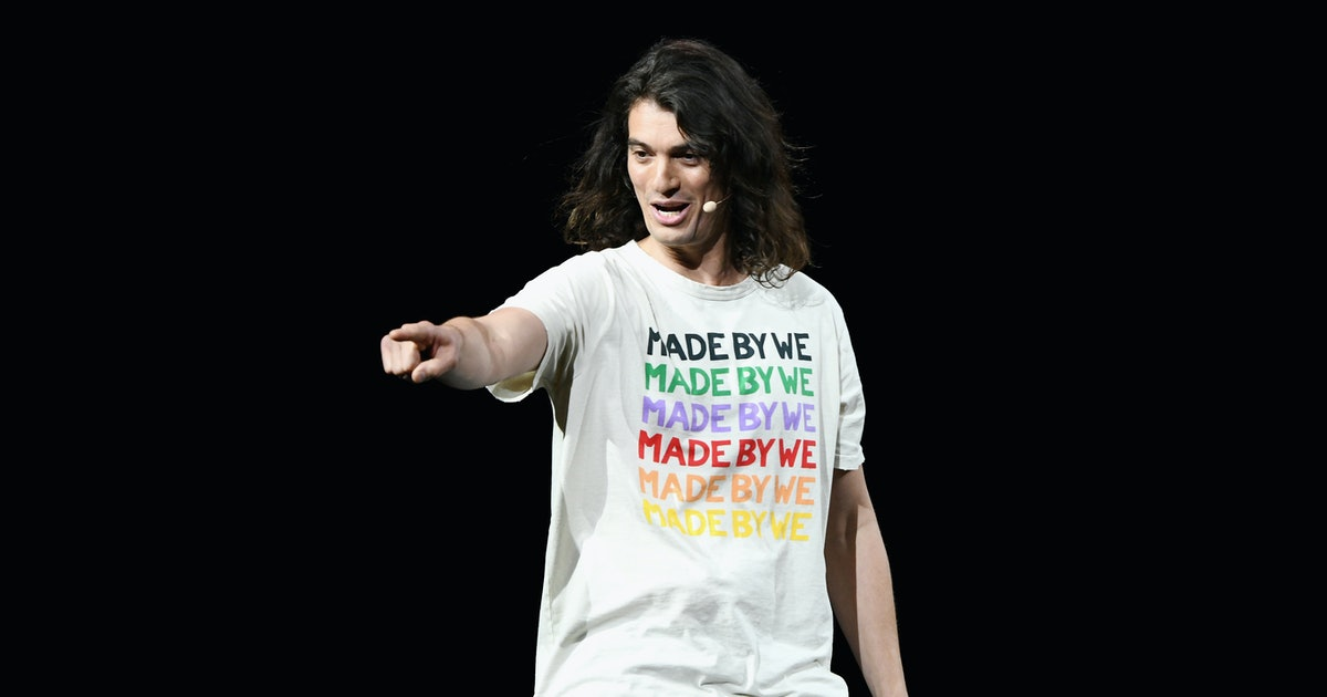 Report: WeWork co-founder Adam Neumann's arrogance pushed the company to failure