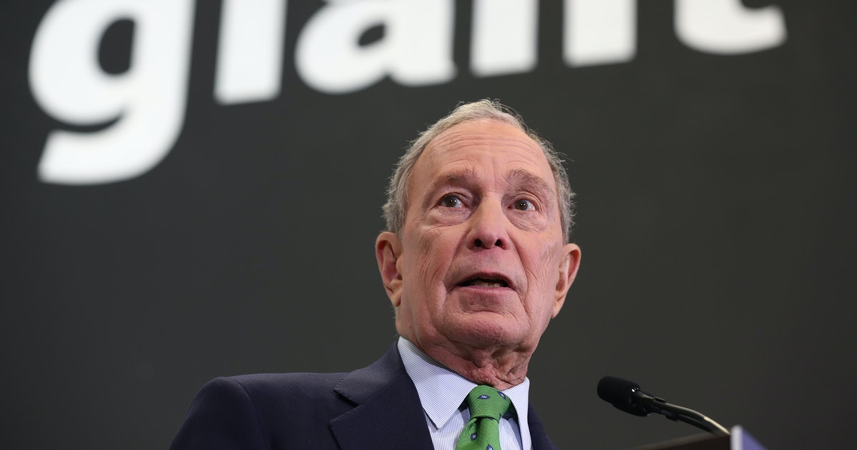 How rich is Mike Bloomberg? An upsetting guide to the billionaire's campaign spending