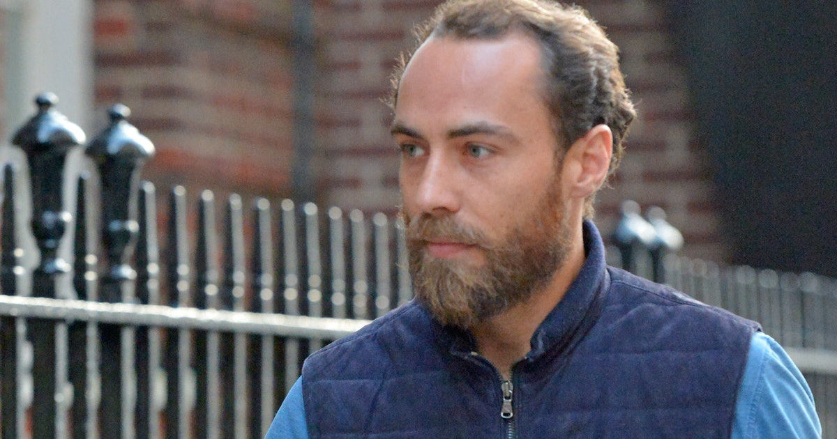 """James Middleton Called Kate His """"Wonderful Sister"""" In A Sweet Shout-Out"""