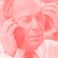 Bloomberg's gargantuan ad strategy is overwhelming and it's got Facebook on edge