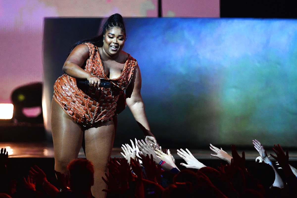 Lizzo Doesn't Want To Depend On A Relationship To Feel Loved