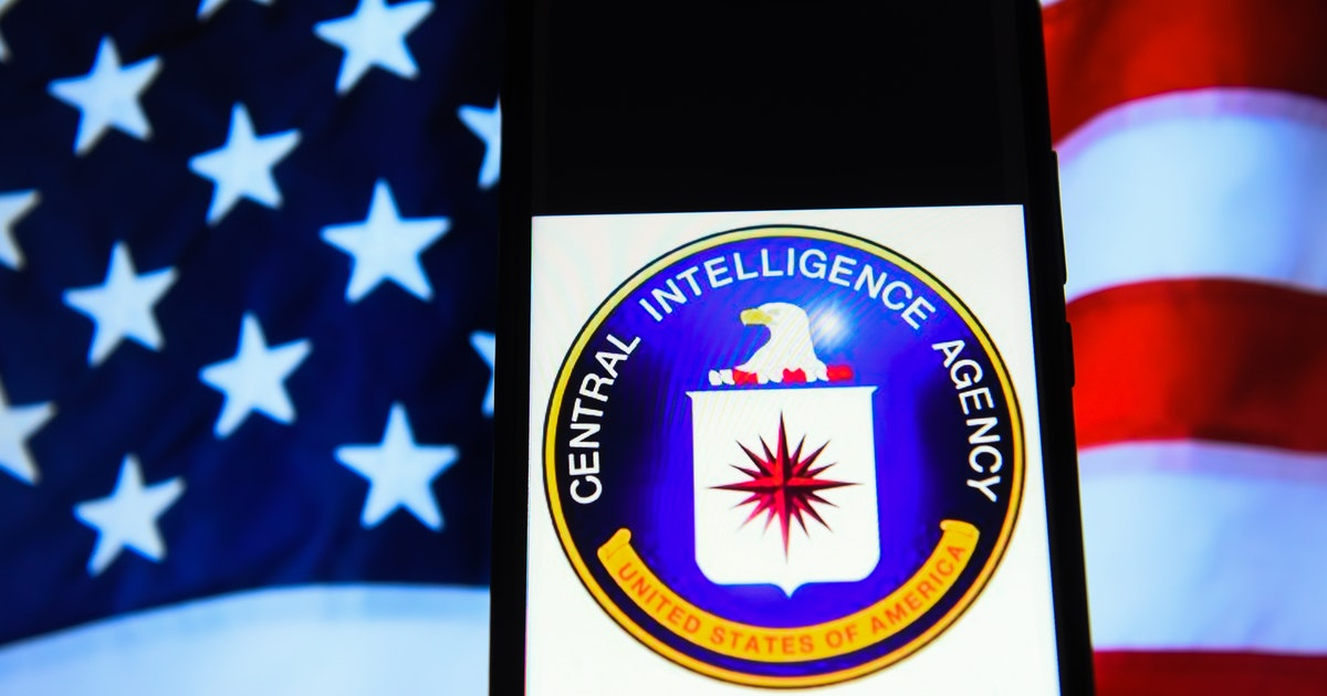 Does the CIA use Slack? They'll never tell