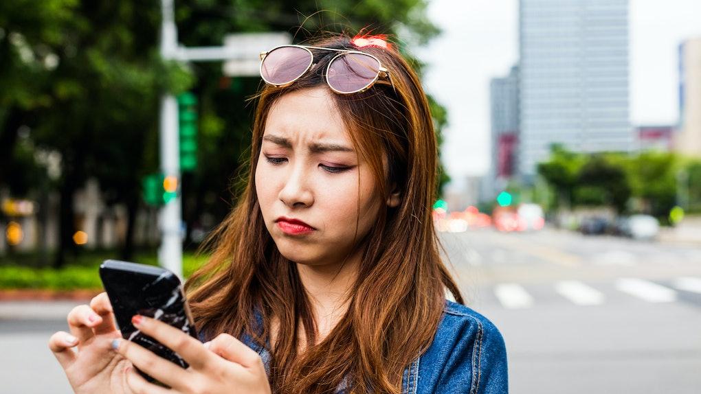 Frustrated dating online flirt dating