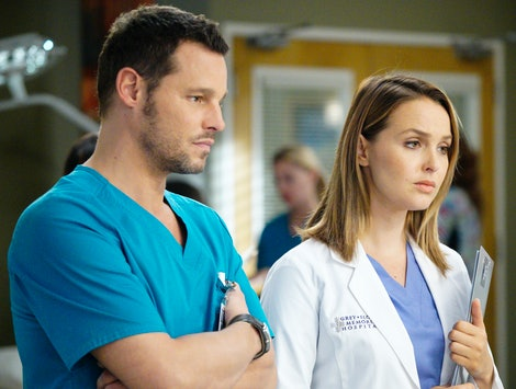 Jo left Alex a heartbreaking voicemail on 'Grey's Anatomy.'