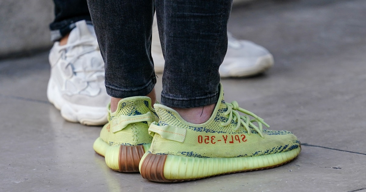 How Kanye's lusted-after Yeezy 350 V2 lost its hype