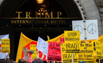 US-Iraq-Iran-conflict-demonstration