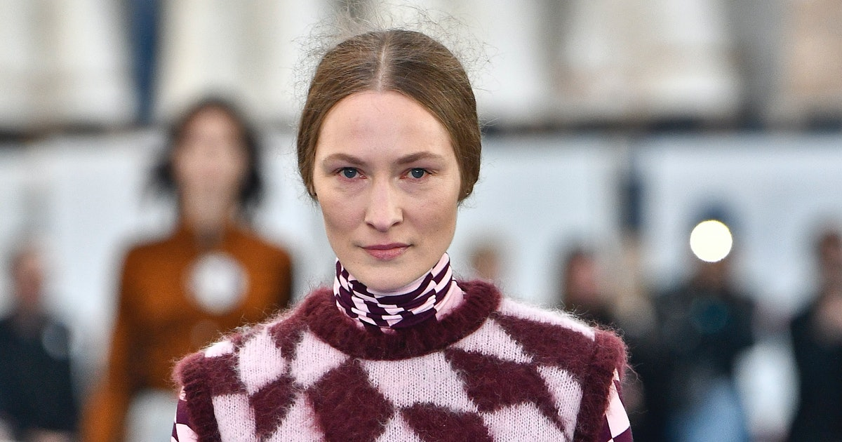 Yes, Checkerboard Print Will Be Everywhere This Fall