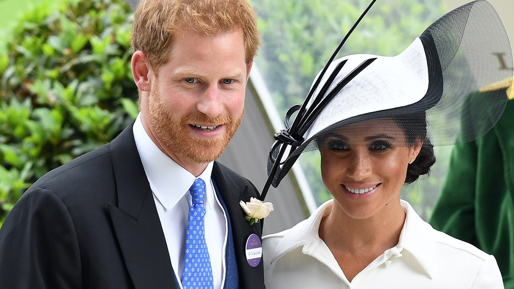 "Prince Harry and Meghan Markle will not use ""Royal"" in the near future."
