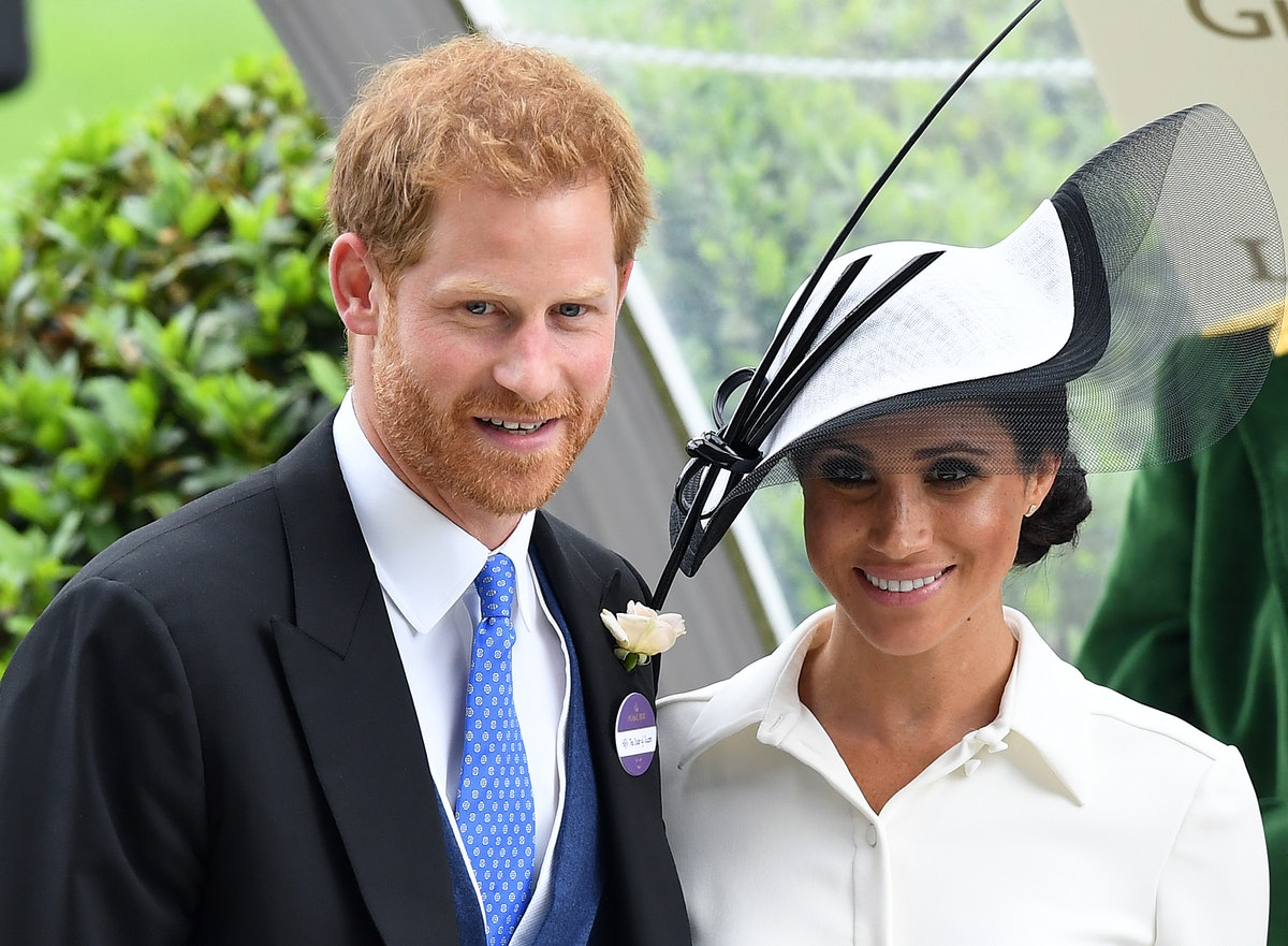 """Prince Harry and Meghan Markle will not use """"Royal"""" in the near future."""