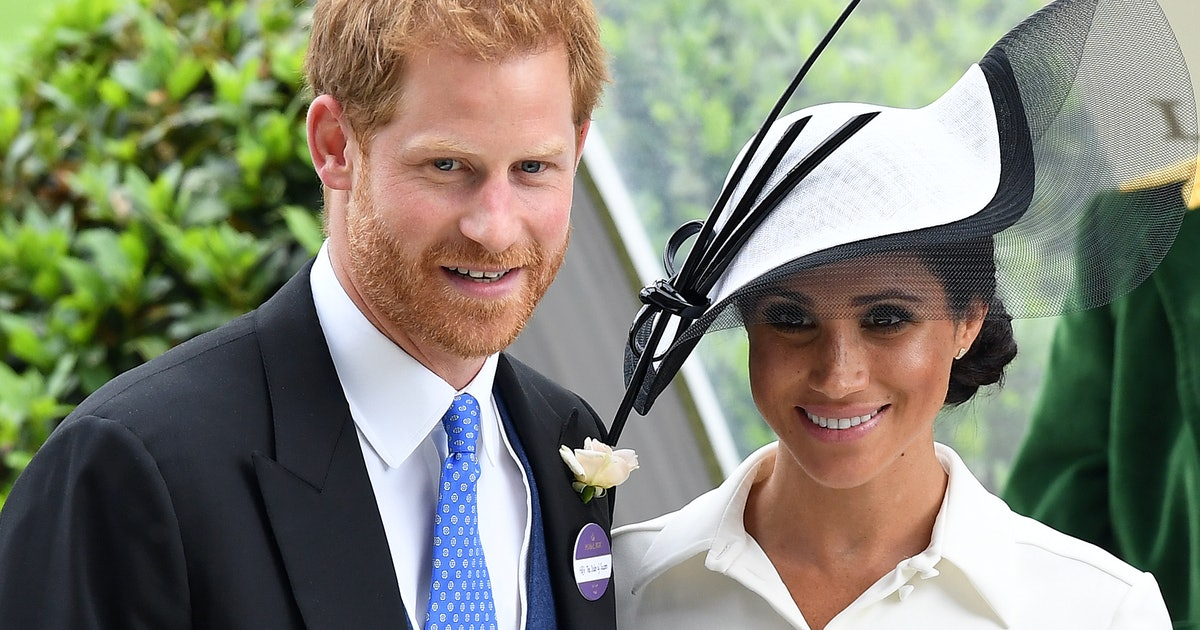 "Prince Harry & Meghan Markle Won't Use ""Royal"" For Their Brand Moving Forward"