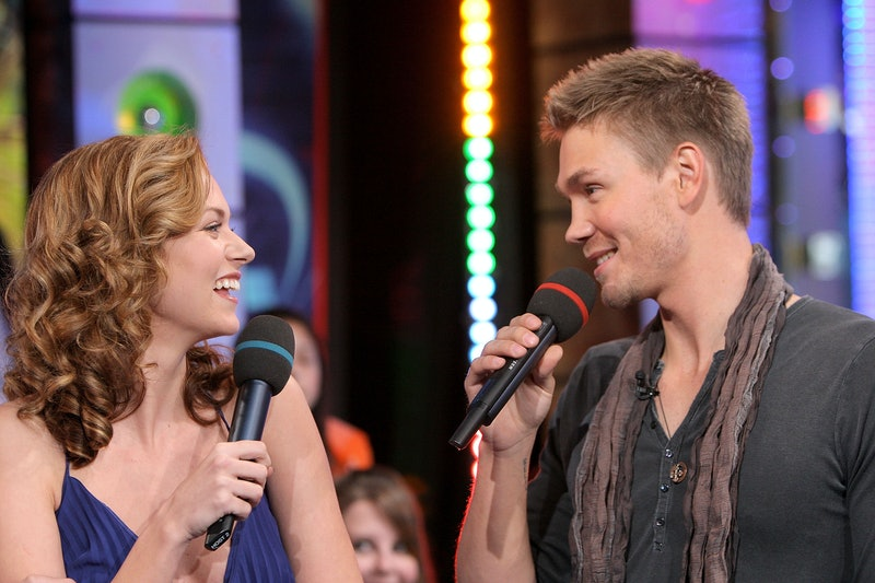 The Latest 'One Tree Hill' Reunion Brought Peyton & Lucas Together Again