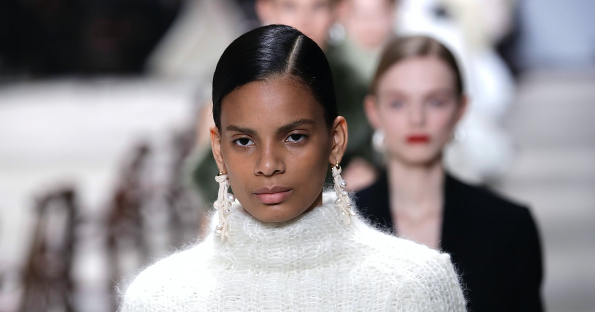 The Major Hair Trend From Milan Fashion Week You'll Want To Try ASAP