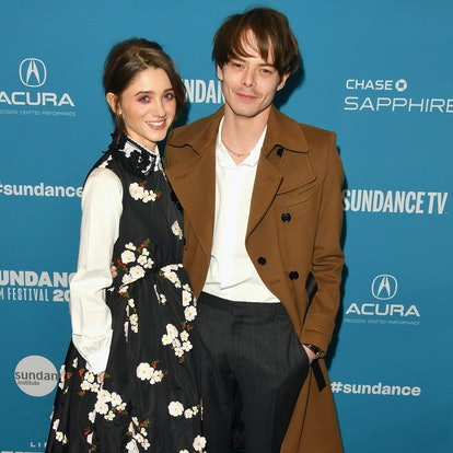 Why Charlie Heaton & Natalia Dyer Kept Their Relationship Quiet