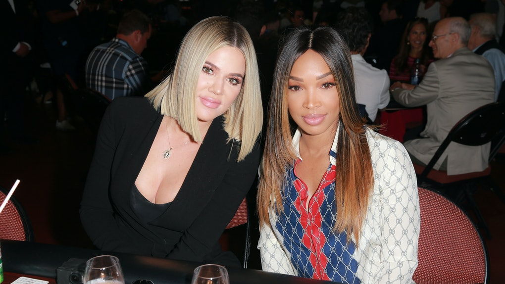 Here Is Khloé Kardashian & Malika Haqq's Friendship History