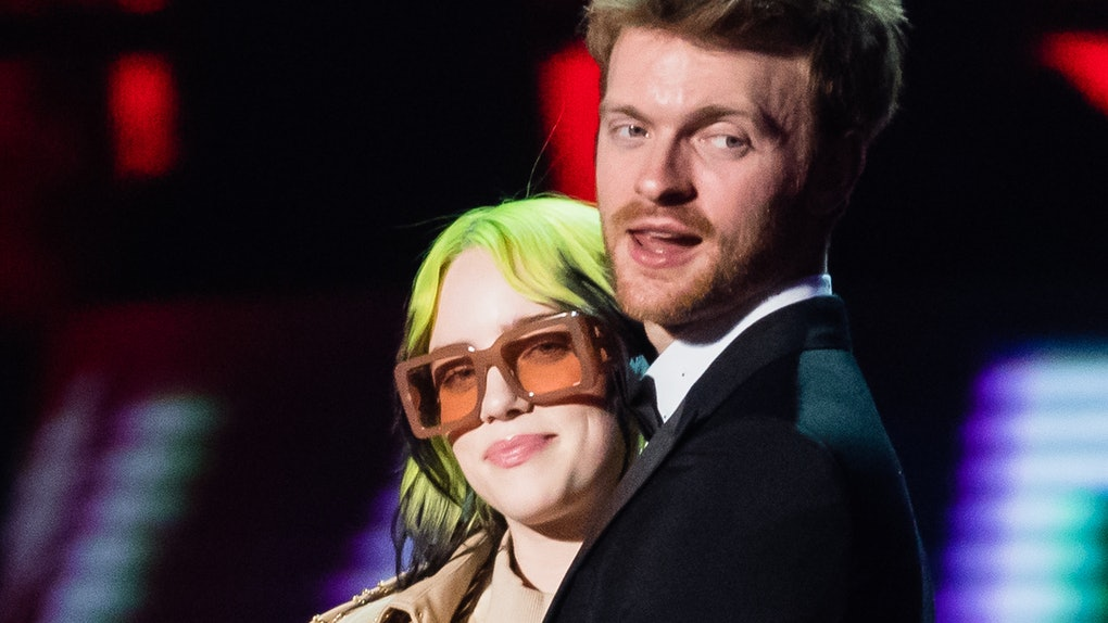 Billie Eilish and FInneas hit the red carpet.