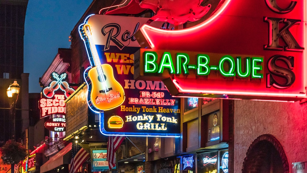 Southwest Airlines' February 2020 3-Day Flight Sale includes $54 flights to Nashville.
