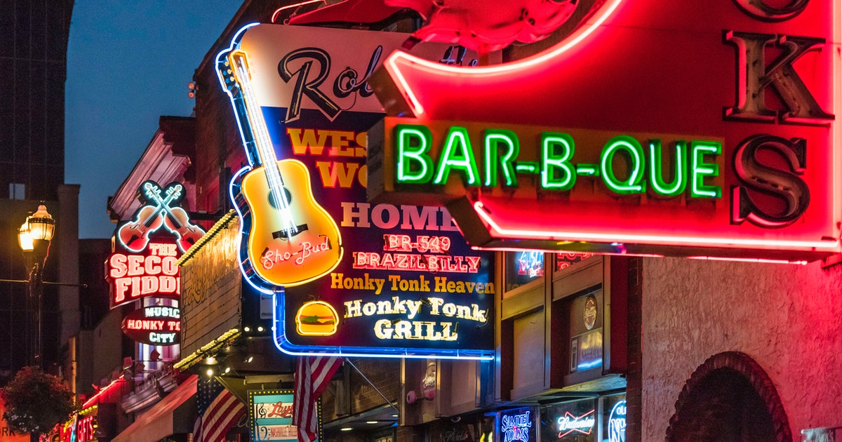 You Can Score $54 Flights To Nashville With This Southwest Airlines Sale