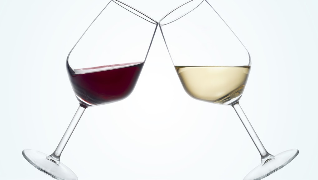 The only type of wine glass that really matters, according to an expert