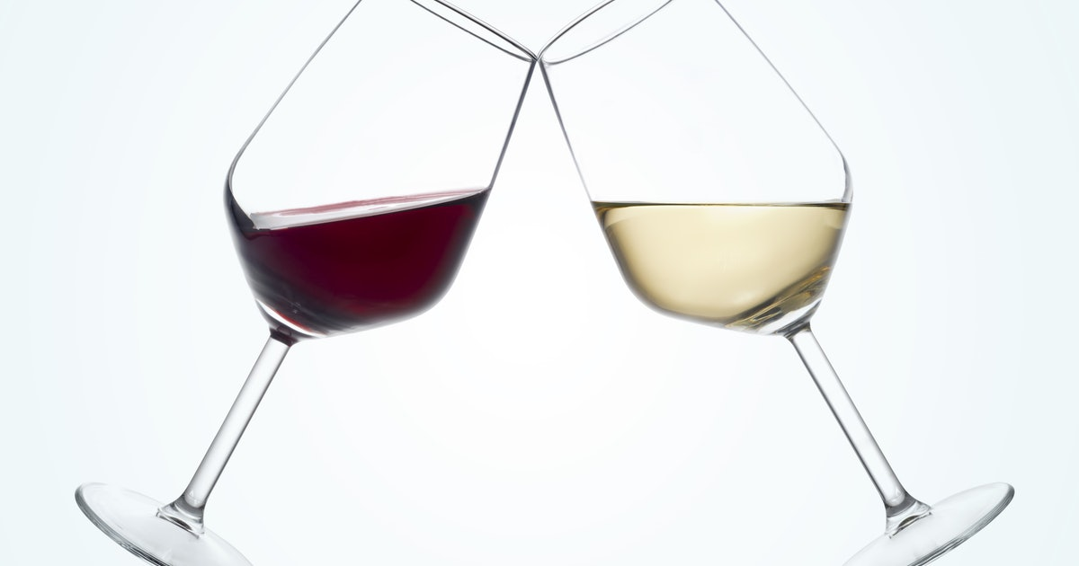 You only need one type of wine glass