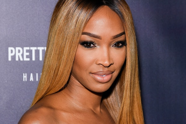 """Malika Haqq's Instagram About A """"Post-Pregnancy Makeover"""" Shocks Fans"""