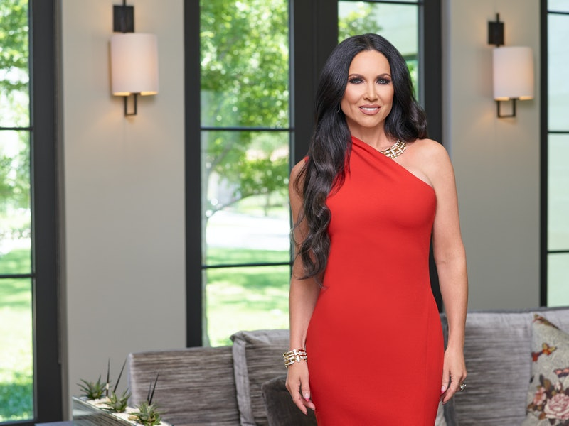 LeeAnne Locken is leaving 'The Real Housewives Of Dallas.'