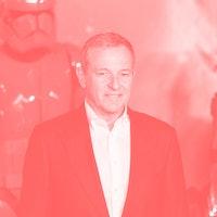 Disney CEO Bob Iger hands over the keys to the kingdom