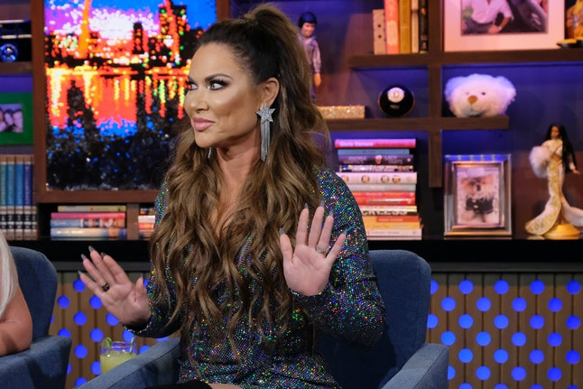 RHOD's LeeAnne Locken apologized for racially insensitive comments she made on the Bravo series.