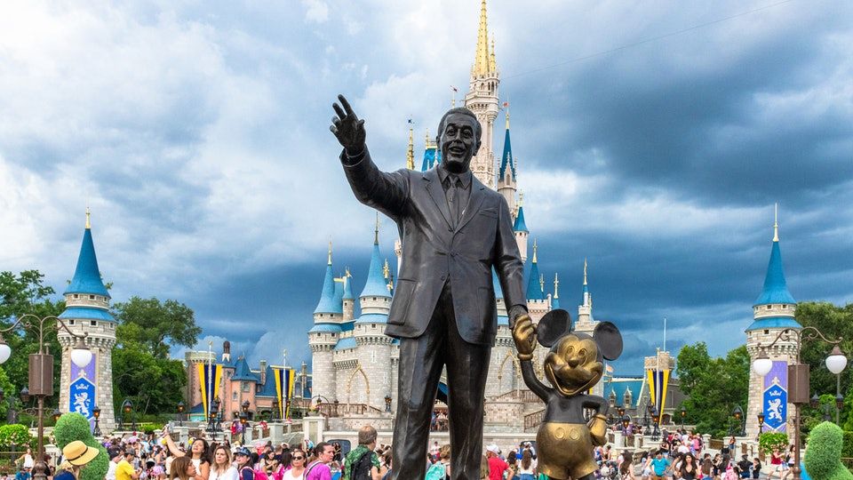 Disney Parks remain one of the most visited attractions in the world, which could spell a problem with coronavirus.