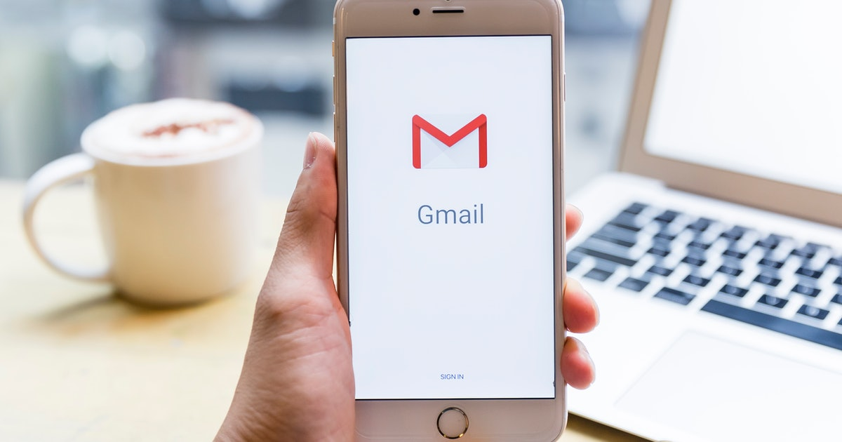 The One Gmail Hack To Use If You're Sick Of Promotion Emails
