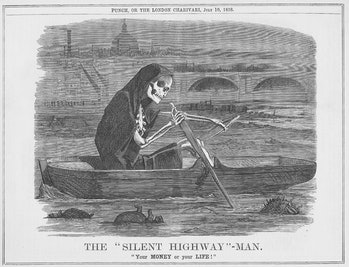 The Silent Highwayman