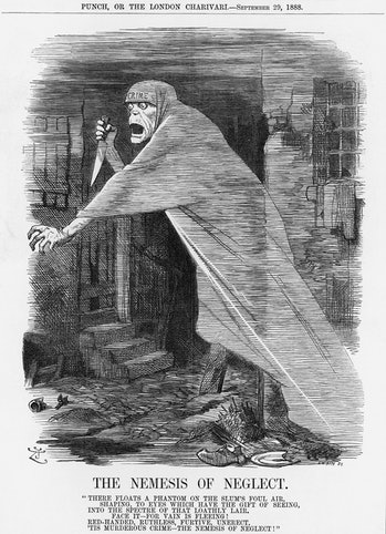Jack the Ripper John Tenniel