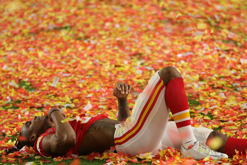 Celebrate the Kansas City Chiefs win with these Instagram captions.