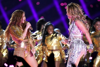 Jennifer Lopez and Shakira totally owned the Super Bowl LIV performance.