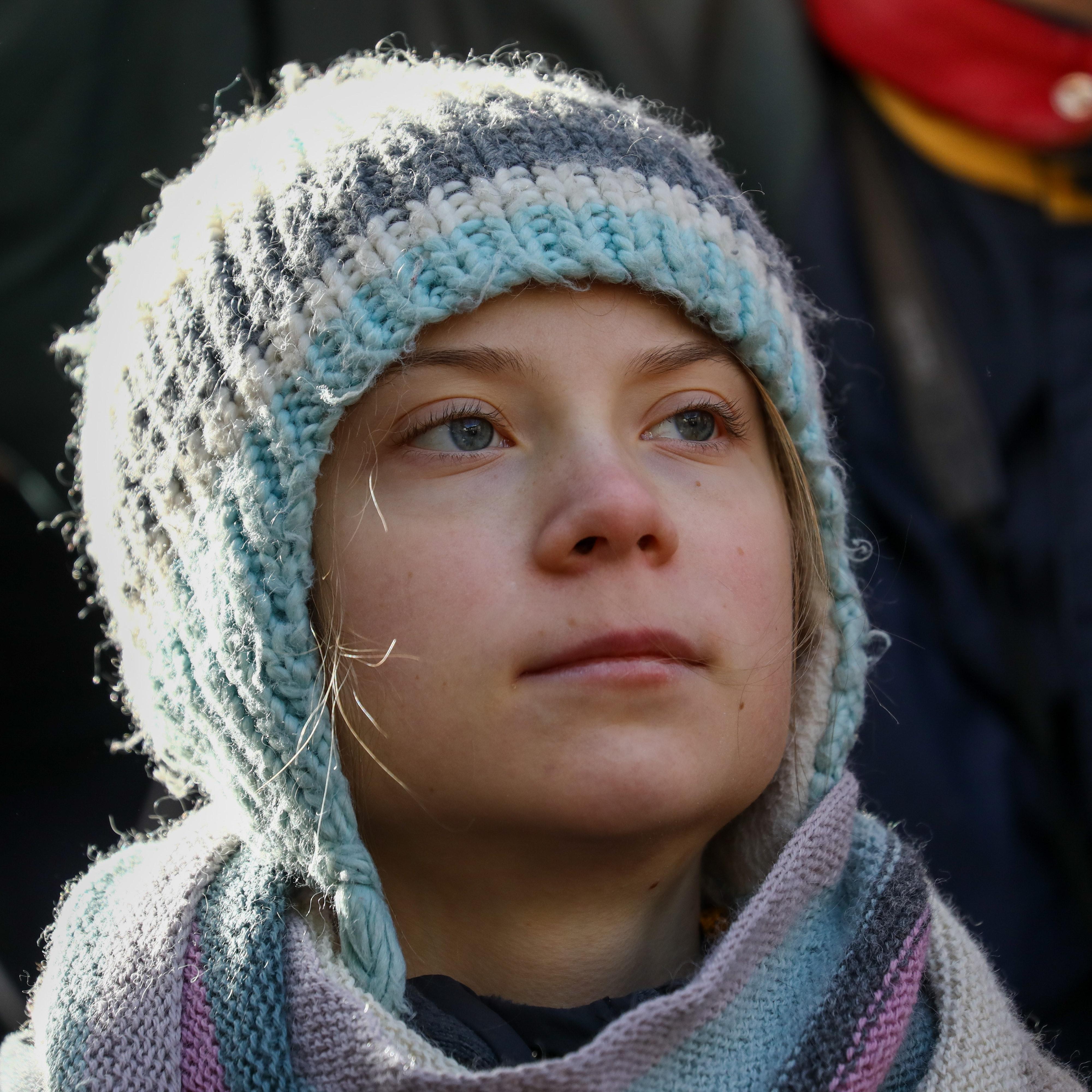 Greta Thunberg nominated for 2020 Nobel Peace Prize