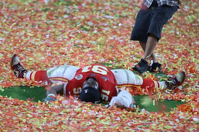 Kansas City just won Super Bowl LIV.