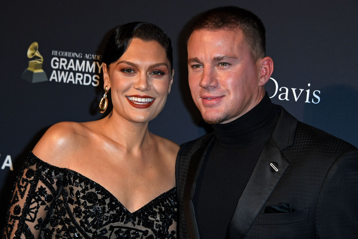 Jessie J and Channing Tatum hit the red carpet.